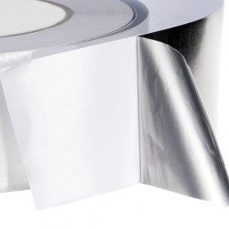 Алюминиевая клейкая лента 48*5