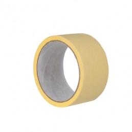 Лента малярная Премиум 140 мкм (желтая, белая) 48*20