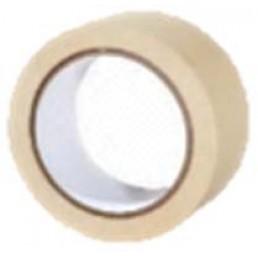 Лента малярная Стандарт 100 мкм (желтая, белая) 19*20